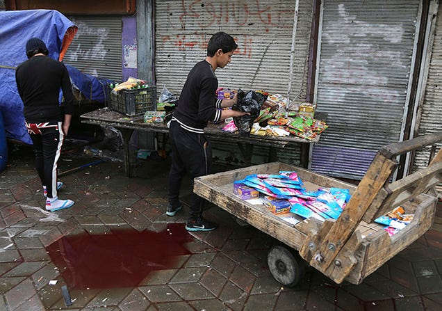 At Least 36 Dead in Baghdad Suicide Bombing