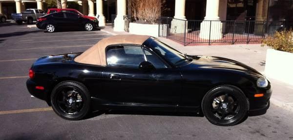 01 Miata for $7500