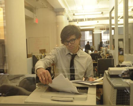 Why Won't Ryan Adams Intern for Us?