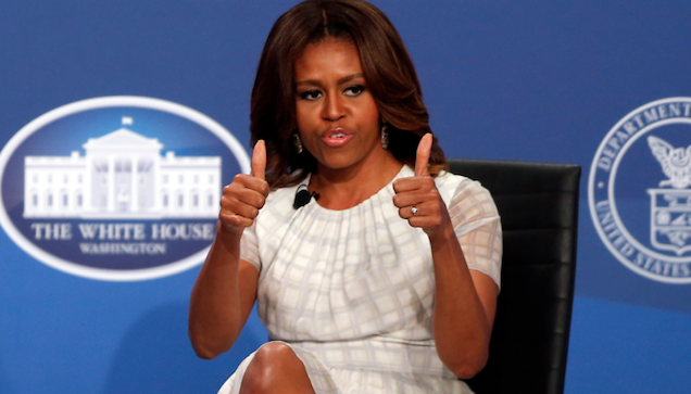 America's Teens Revolt Against Michelle Obama Over Healthy Snacks