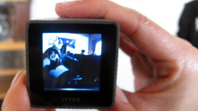 Lytro Camera First Look: It's Small, Deep and Cheap