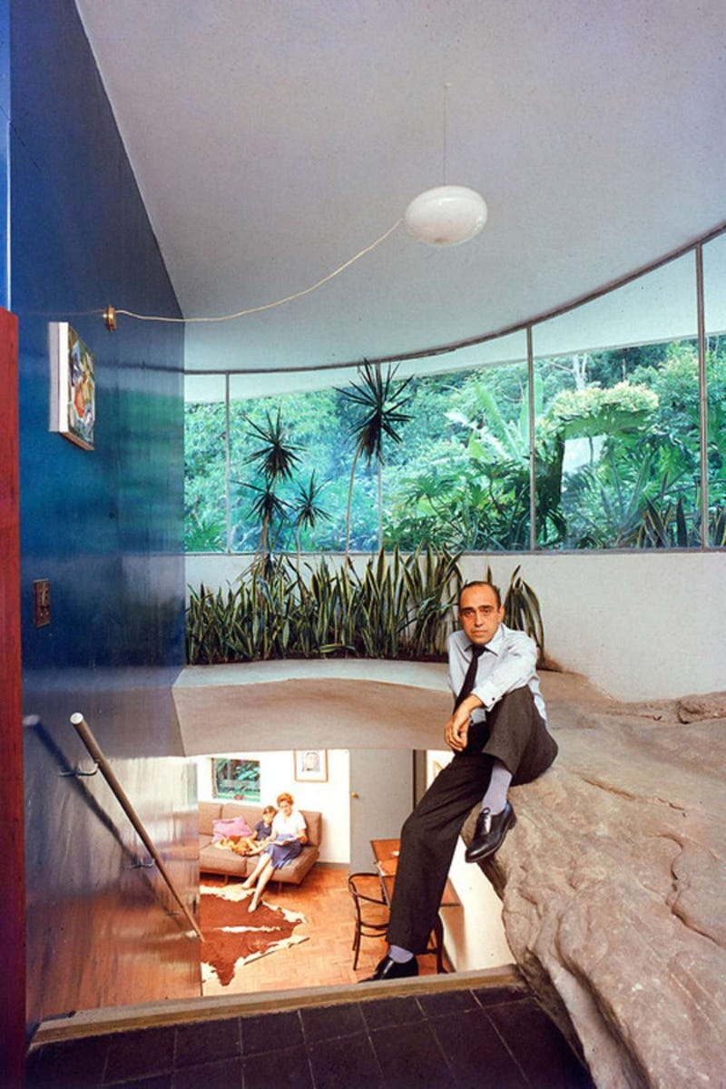 Inside the Homes That 11 Great Architects Designed For Themselves