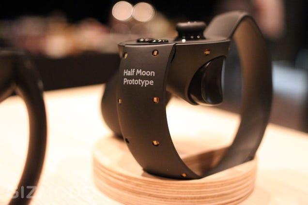 Probamos Oculus Touch: esto es condenadamente bueno