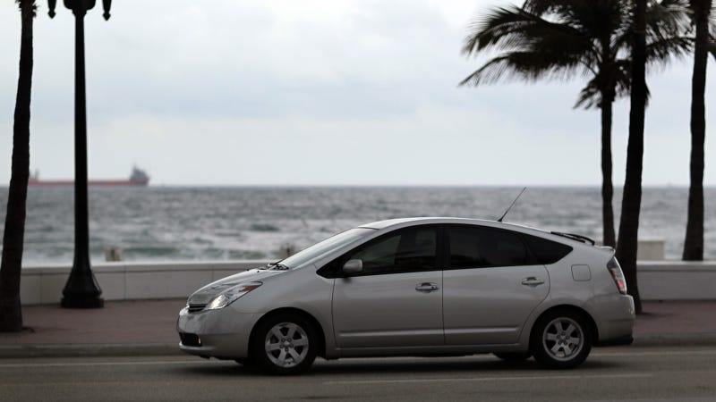Don't Want Your Car Stolen? Buy A Prius And You're Good To Go