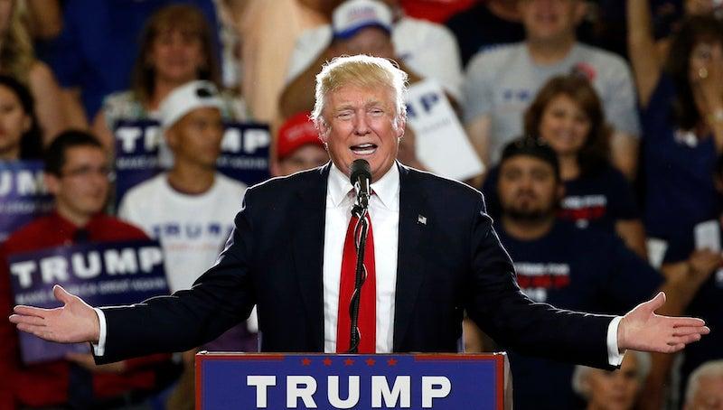 Donald Trump Finally a Winner!