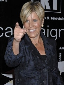 Suze Orman Gets Milk • Teen Plots Murder For Breast Implants