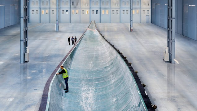 The World's Biggest Wind Turbine Blades Are So Long Their Tips Spin at 180 MPH