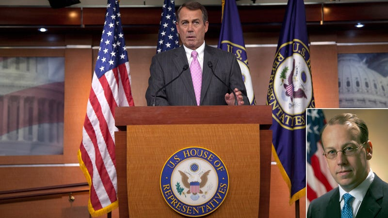 Boehner's Lawyer To Charge $520 Per Hour to Defend DOMA