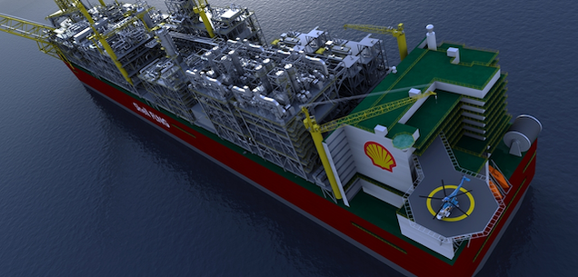 The Floating Super-Factories Spawned By Our Insatiable Hunger For Gas