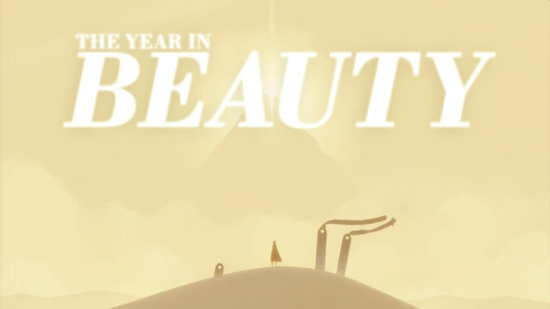 The Year In Beautiful Games