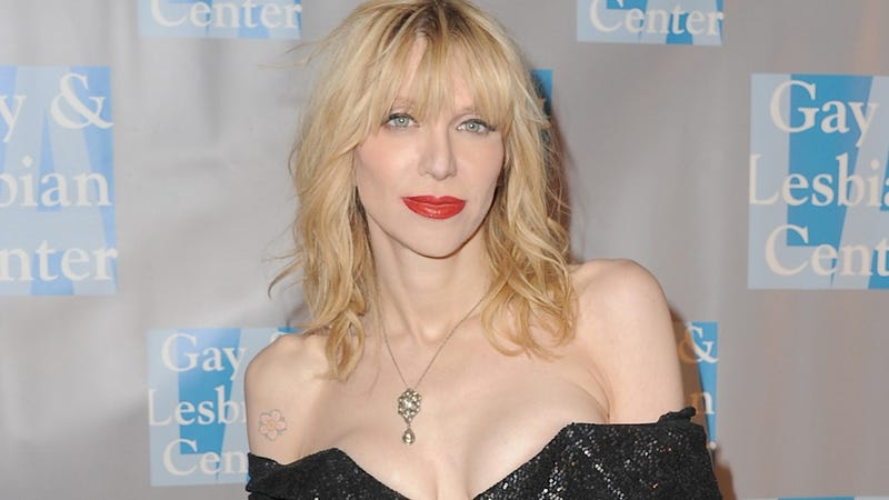 In a Perfect World, Courtney Love Would Judge a Talent Show Where Contestants Shoot Butterflies Out of Their Asses