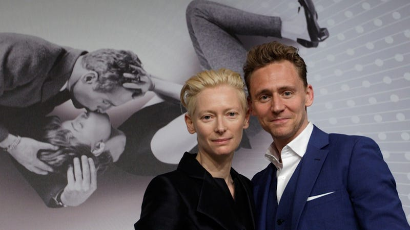 Let's Relax While Tilda Swinton and Tom Hiddleston Hypnotize Us