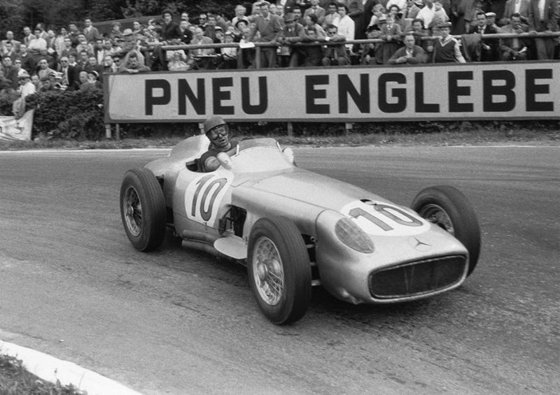 It's Fangio vs. Musso At The Dutch Grand Prix
