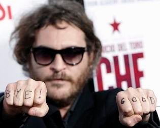 Joaquin Phoenix Struggles To Keep Straight Face While Debunking Hoax Rumors