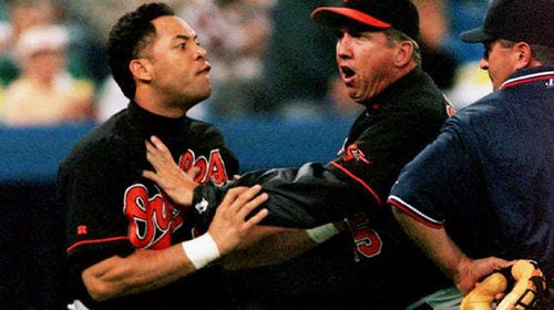 Robbie Alomar Can Only Think Of One Reason He's Not In The Hall Yet