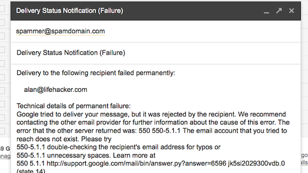 how to stop auto response in gmail