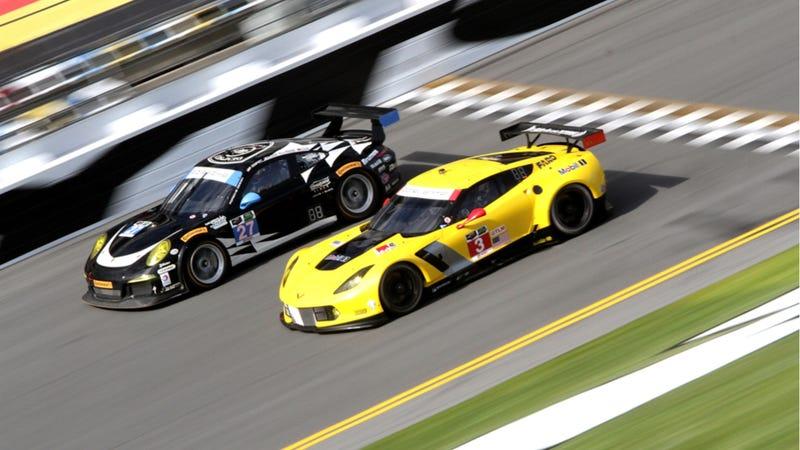 Weekend Motorsports Roundup, January 25-26, 2014