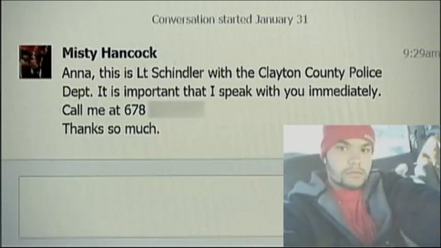 Police in Georgia Use Dummy Facebook Account 'Misty Hancock' to Inform Woman of Her Son's Death