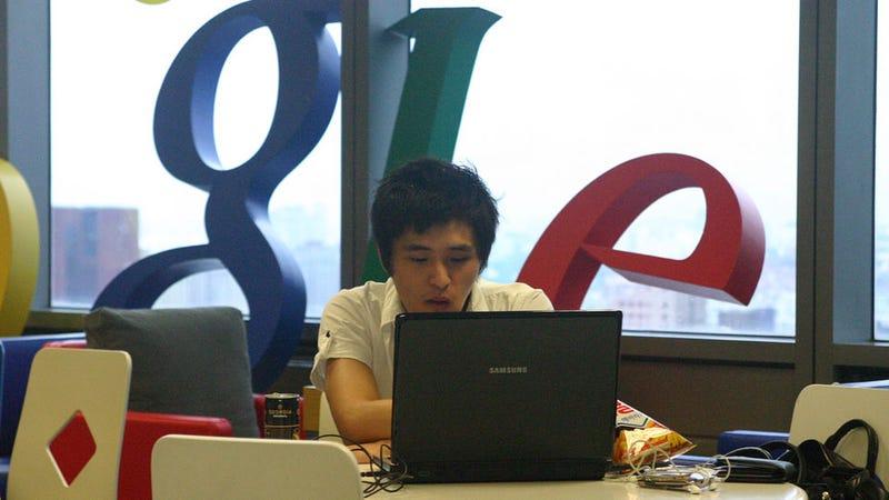 Police Raid Google for Privacy Violations—In Korea