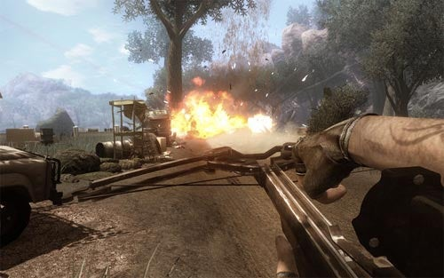 Far Cry 2 Fortune's Pack Aptly Priced