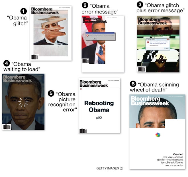 Bloomberg Businessweek's Obamacare Cover Is Perfect