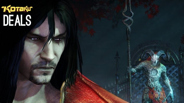 Deep Castlevania Discounts, SteelSeries Gaming Gear, Huge PSN Update