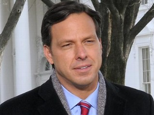 Jake Tapper Is an April Tool