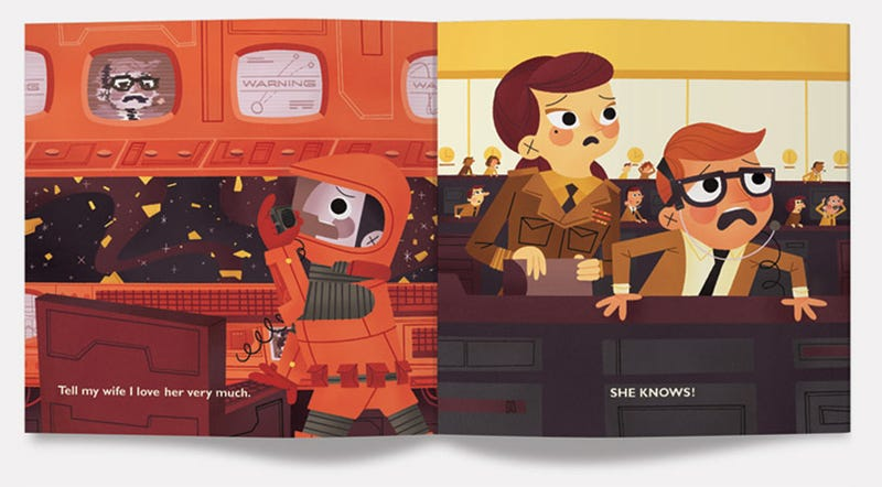 "David Bowie's ""Space Oddity"" Makes an Excellent Children's Storybook"