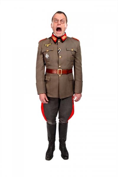 """Doctor Who """"Let's Kill Hitler"""" promo photos"""