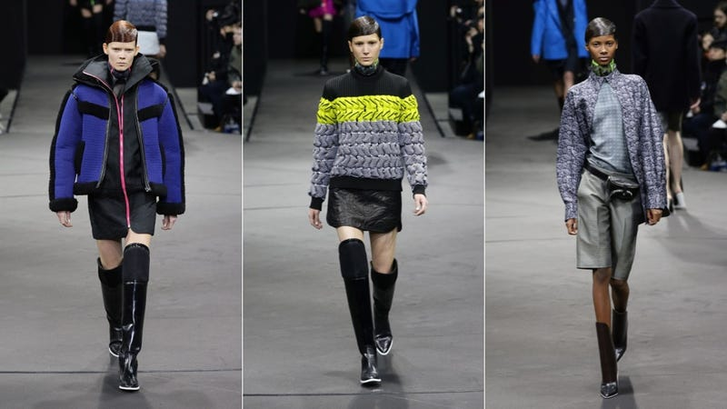 Alexander Wang: For the High-Fashion Dystopian Urbanite in You