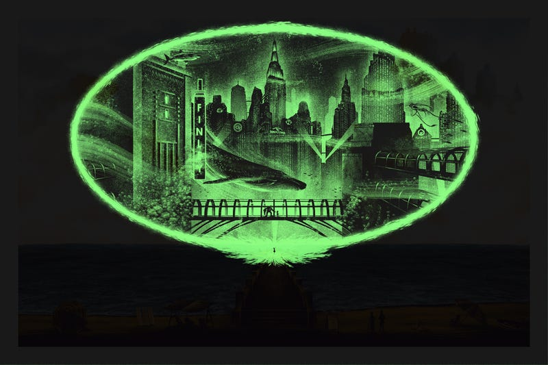BioShock Art With A Glow-In-The-Dark Secret