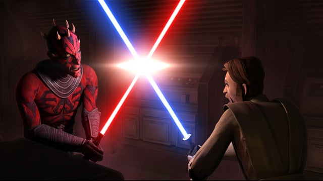 The Obi-Wan/Darth Maul Rematch You Waited 13 Years to See