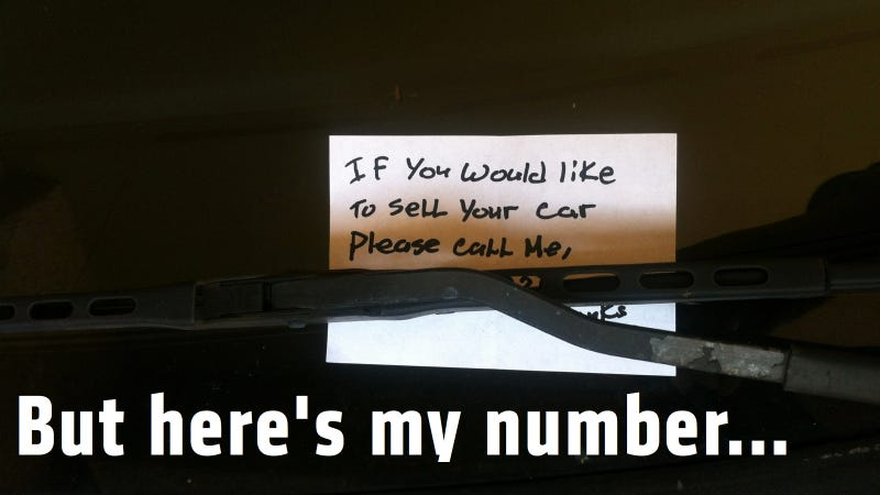 What Do You Do When Your Car Picks Up A Phone Number?