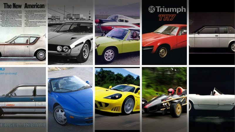 Ten great cars from the Edmunds '100 Worst Cars of All Time' list