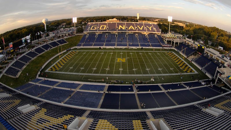 Navy Football Players To Face Sexual Assault Charges