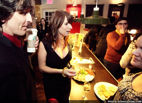 Gawker Artists NSFW Party: Definitely Not Safe For Your Office