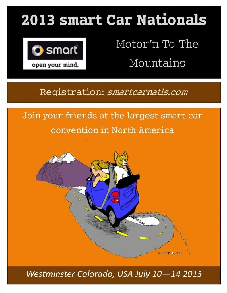 The largest smart event...in North America...