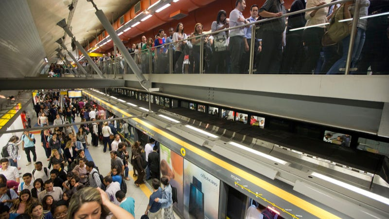 The Worst Urban Commutes In The World