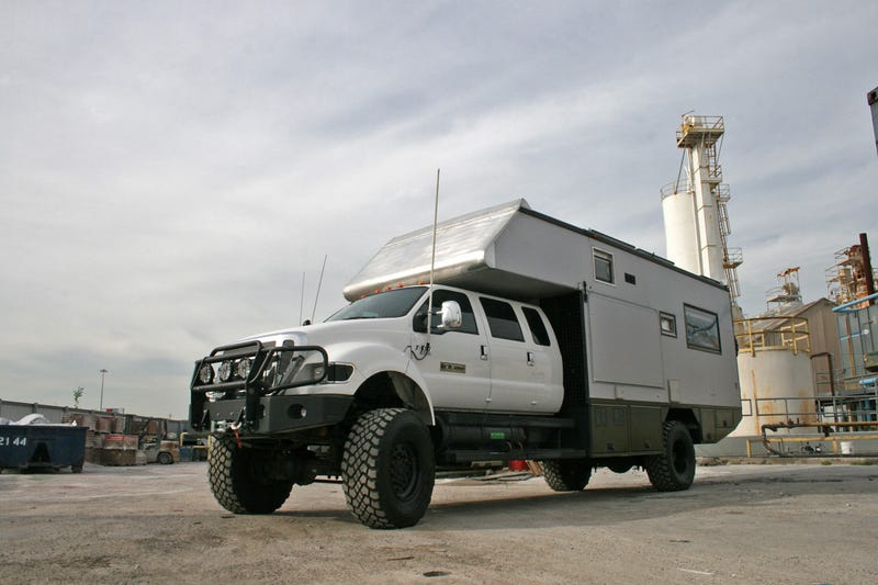 What's The Best Expedition Vehicle?