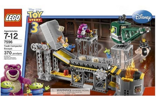 Toy Story 3 Lego Set May Be the Saddest Toy Ever
