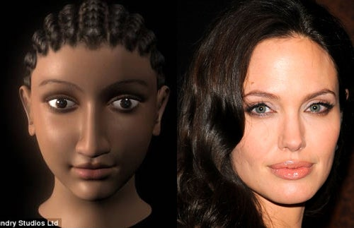 Angelina As Cleopatra? Yes. And No.