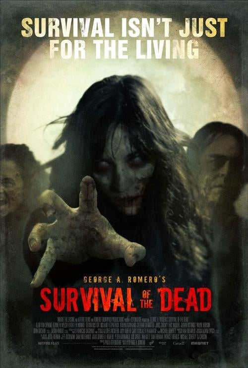 Survival Of The Dead One-Sheet