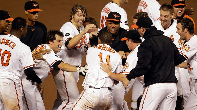 """Motherfuckin' Shit! Take Your Ass Home!"" Or, Why The Baltimore Orioles Matter"