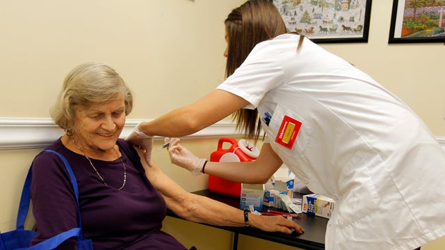 Don't Panic, But This Flu Season Could be the Worst in a Decade