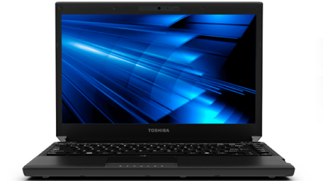 Toshiba's Latest Portégé Laptop is Even Lighter and Thinner Than Before