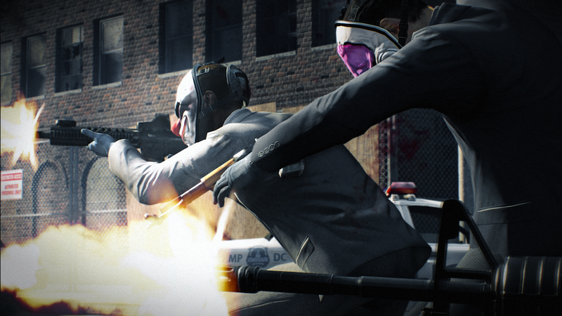 'It's basically the Dark Souls of heist games.'
