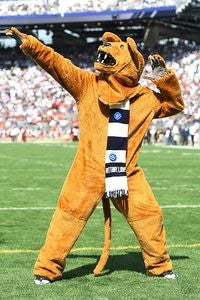 The Nittany Lion Has A Drinking Problem