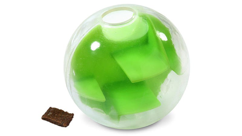 Doggie Treat Maze Ball Is the Perfect Way To Make Your Pet Resent You