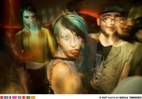 Team Party Crash: High Voltage @ Sutra
