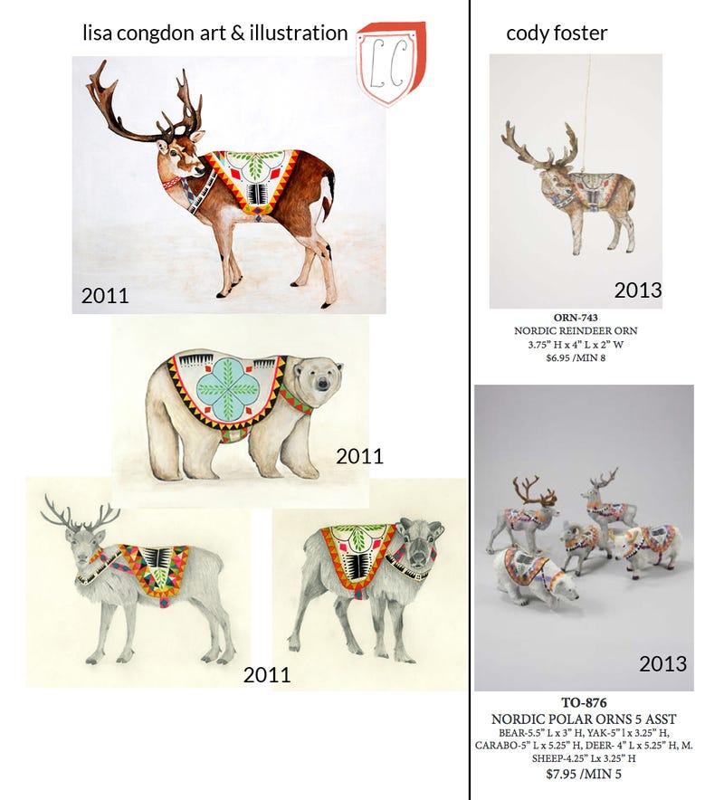 Is Giant Folk Art Company Cody Foster Stealing From Small Artists?